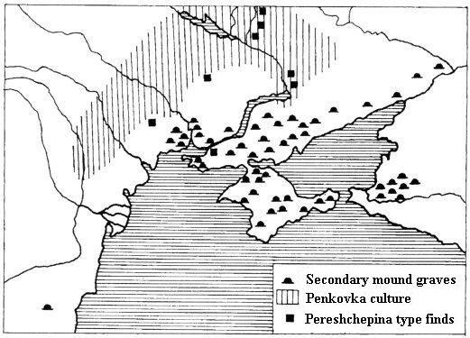 Where the Kubrat-bulgarians living